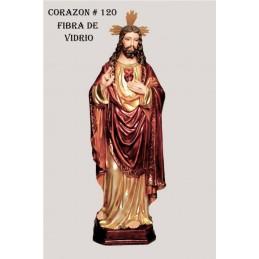 Corazón de Jesús 120