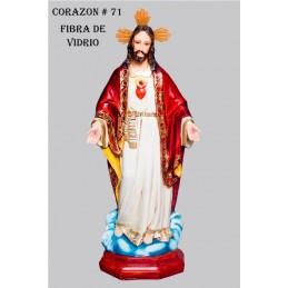 Corazón de Jesús 71
