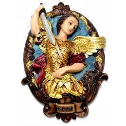 Medallon San Miguel Arcángel